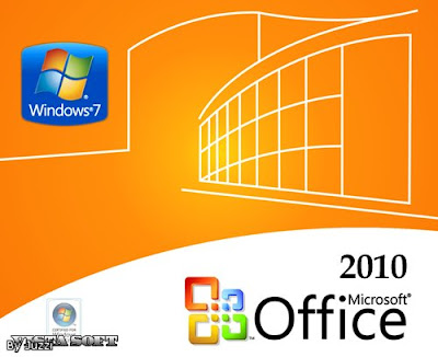 Microsoft Office 2010 Blue Edition (No need Activate
