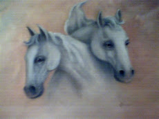 WHITE HORSES