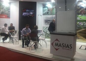 Masias Recycling contribue para o fomento do mercado ambiental brasileiro
