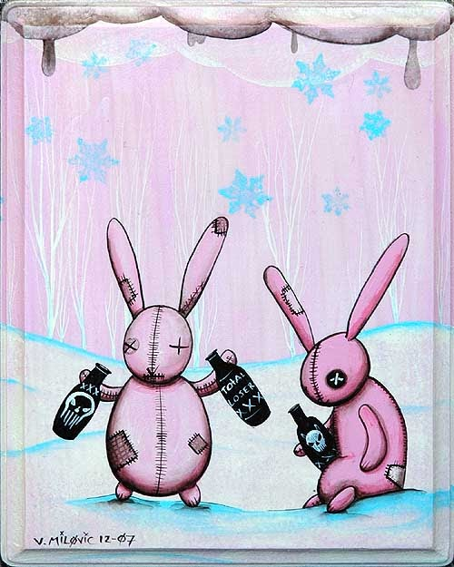 Sobre Suicidios y Conejos]: 2010.09