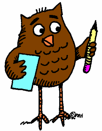 Owl, The poetry maker