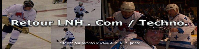 Retour LNH Techno.