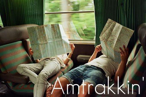 Amtrakkin'