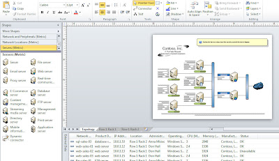 Office 2010 office 2010 visio project with powerpoint or word static diagrams they are a means of tracking data in a visual form from any number of sources including excel spreadsheets ccuart Gallery