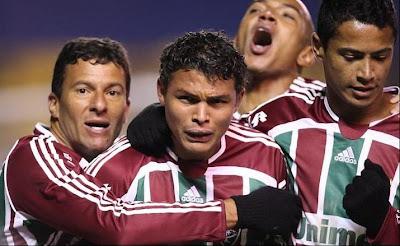 Thiago Silva emocionou-se com o gol de empate