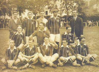 Seleção carioca em 1913