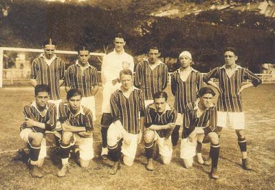 Fluminense em 1918