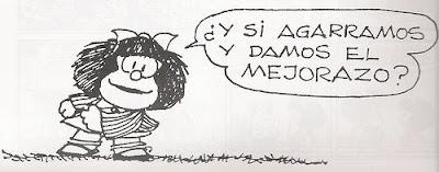Vamos el MEJORAZO, juas! :p