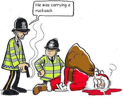 Babbo Natale di Merda