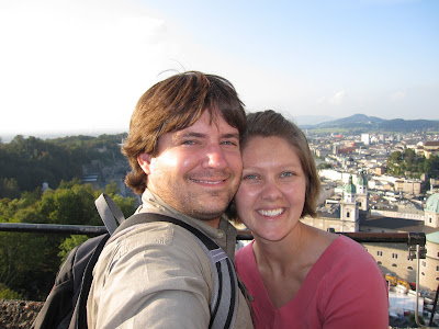 Scott and Trish: Salzburg, Austria
