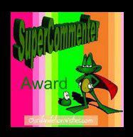 Super Commenter Award  :)