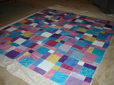 Trish's Quilt