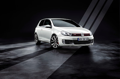 2010 Volkswagen Golf GTI adidas Car Picture