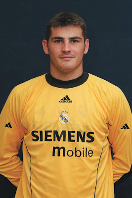 Iker Casillas Best Football Player