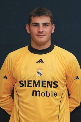 Iker Casillas Best Football Player