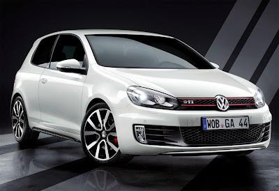 2010 Volkswagen Golf GTI adidas Pictures