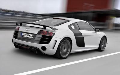 2011 Audi R8 GT Sports Car