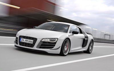 2011 Audi R8 GT Picture