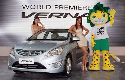 2011 Hyundai Verna-Accent Luxury Cars
