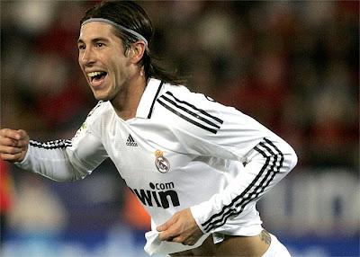Sergio Ramos Football Wallpaper