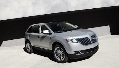 2011 Lincoln MKX Picture
