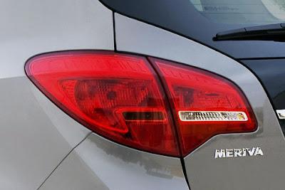 2011 Opel Meriva Taillight