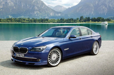 2011 BMW Alpina B7 Car Wallpaper