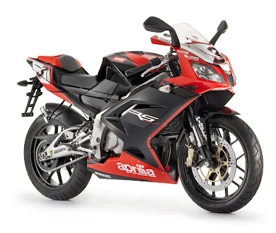 2010 Aprilia RS125 Motorcycle