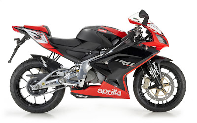 2010 Aprilia RS125 Red Series