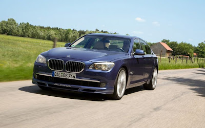 2011 BMW Alpina B7 First Drive