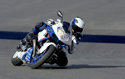 2010 BMW HP2 Sport Action
