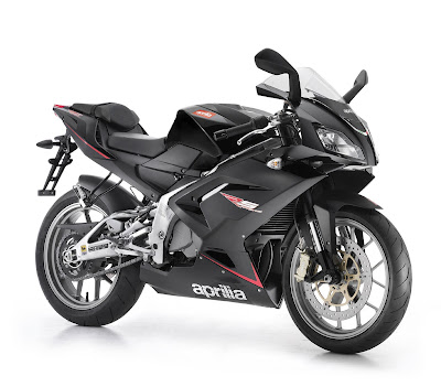 2010 Aprilia RS125 Black Series