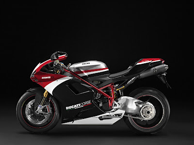2010 Ducati 1198S Corse Special Edition Motorcycle