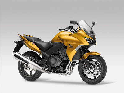 2010 Honda CBF1000 Gold Edition