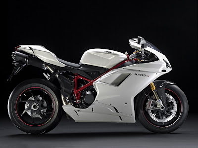 2010 Ducati 1198S White Series