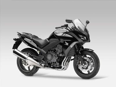 2010 Honda CBF1000 Black Edition
