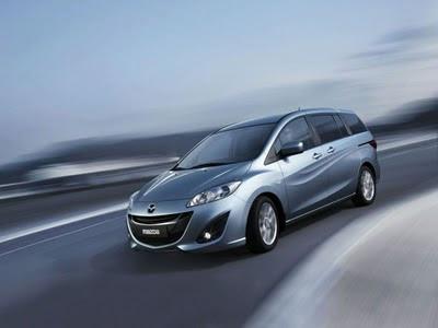 Mazda5 Picture