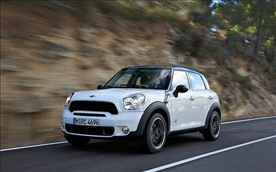 2011 Mini Countryman First Drive
