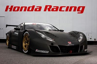 2010 Honda HSV-010 GT Image