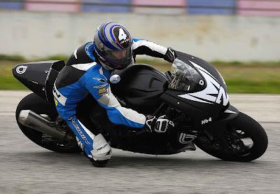 2010 Bimota HB4 Moto2 Superbike