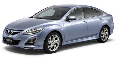 2011 Mazda6 facelift Picture