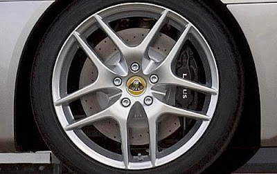 2010 Lotus Evora Racing Wheel
