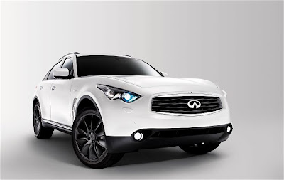 2011 Infiniti FX Limited Edition First Look