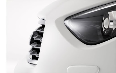 2011 Infiniti FX Limited Edition Headlight