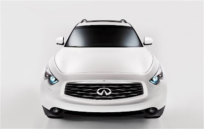 2011 Infiniti FX Limited Edition Front View
