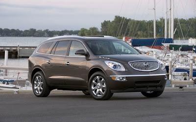 2010 Buick Enclave Picture