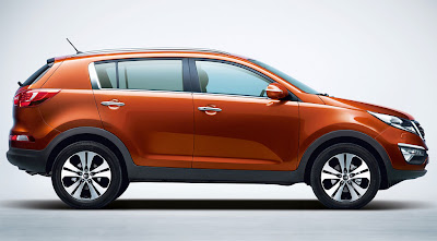 2011 Kia Sportage First Look