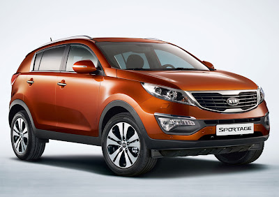 2011 Kia Sportage Car Picture