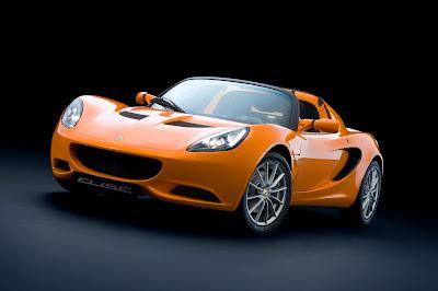 2011 Lotus Elise Sport Car
