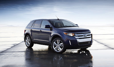 2011 Ford Edge Sport Touring Car